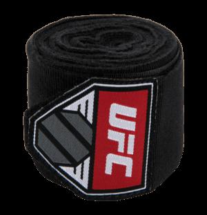 UFC Hand Wrap Black