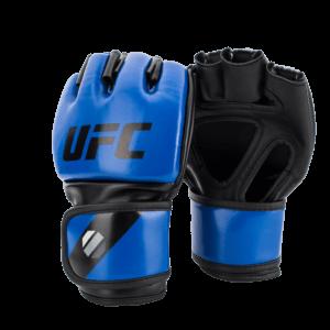 UFC 5oz MMA Gloves Blue