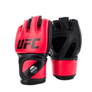 UFC 5oz MMA Gloves Red