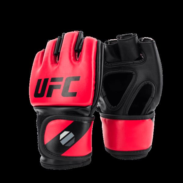 UFC 5oz MMA Gloves Red