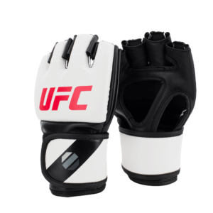 UFC 5oz MMA Gloves White