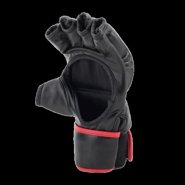 UFC 6oz Gloves Black Bottom