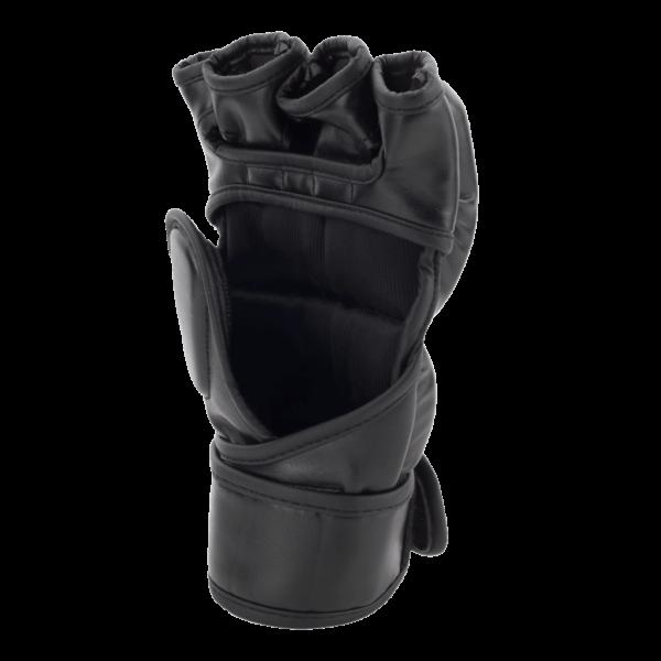UFC 7oz MMA Gloves Black Bottom