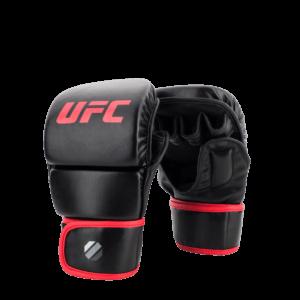 UFC MMA 8oz Sparring Gloves Black
