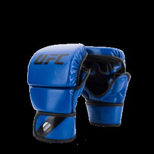 UFC MMA 8oz Sparring Gloves Blue