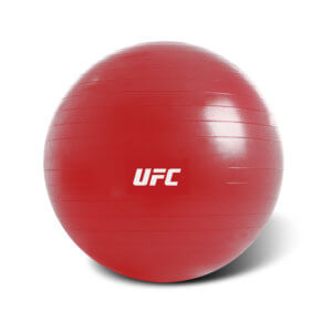 UFC Fitball 65cm Red