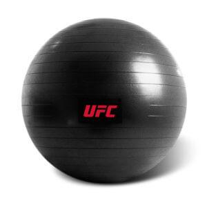 UFC Fitball 75cm Black