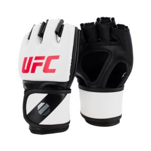 UFC Contender 5oz Gloves White sizes Small Medium Large Extra Large
