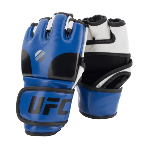 UFC Contender Open Palm MMA Training Gloves Blue S/M/L/XL
