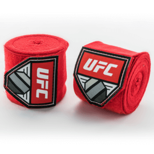 UFC Hand Wraps in Red