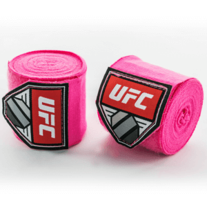 UFC Contender 180 Hand Wraps Pink