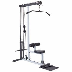 York Fitness FTS Lat Pulldown