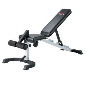York FTS Flex Bench With Leg Hold Down